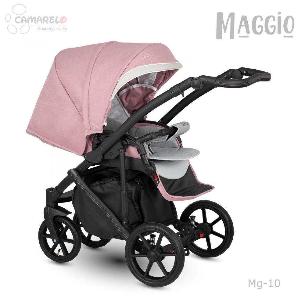 Carucior copii 3 in 1 Maggio Camarelo color 10 - 2