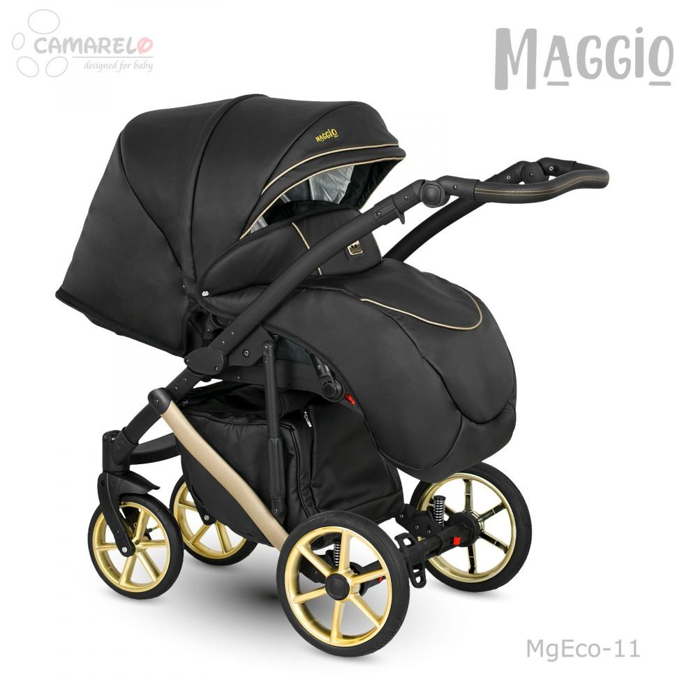 Carucior copii 3 in 1 Maggio Camarelo color 11 imagine