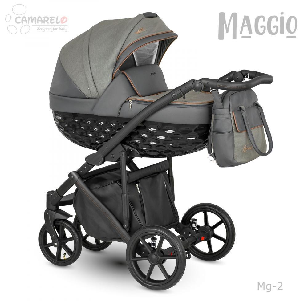 Carucior copii 3 in 1 Maggio Camarelo color 2