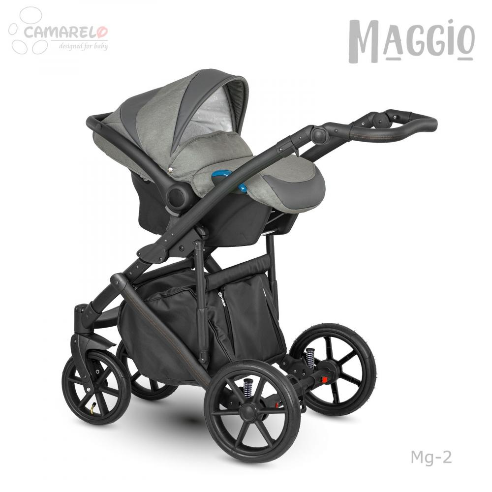 Carucior copii 3 in 1 Maggio Camarelo color 2 imagine