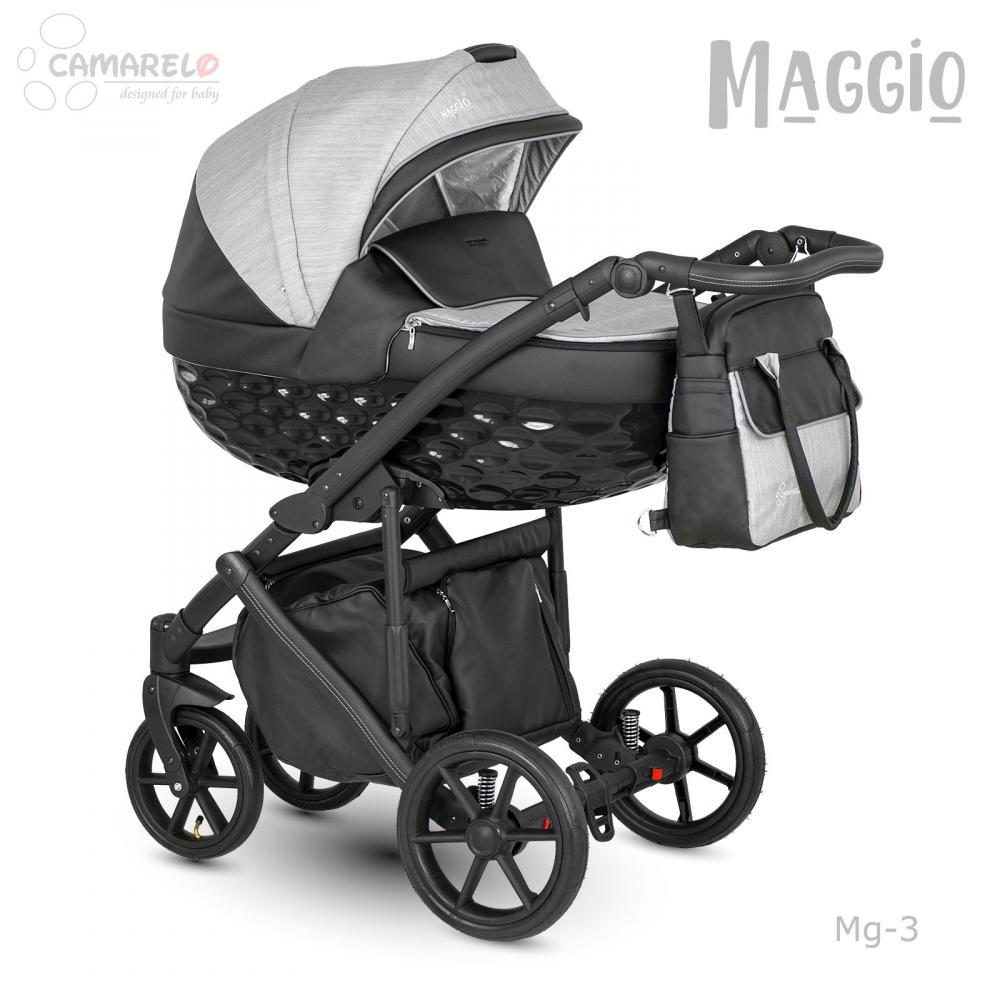 Carucior copii 3 in 1 Maggio Camarelo color 3