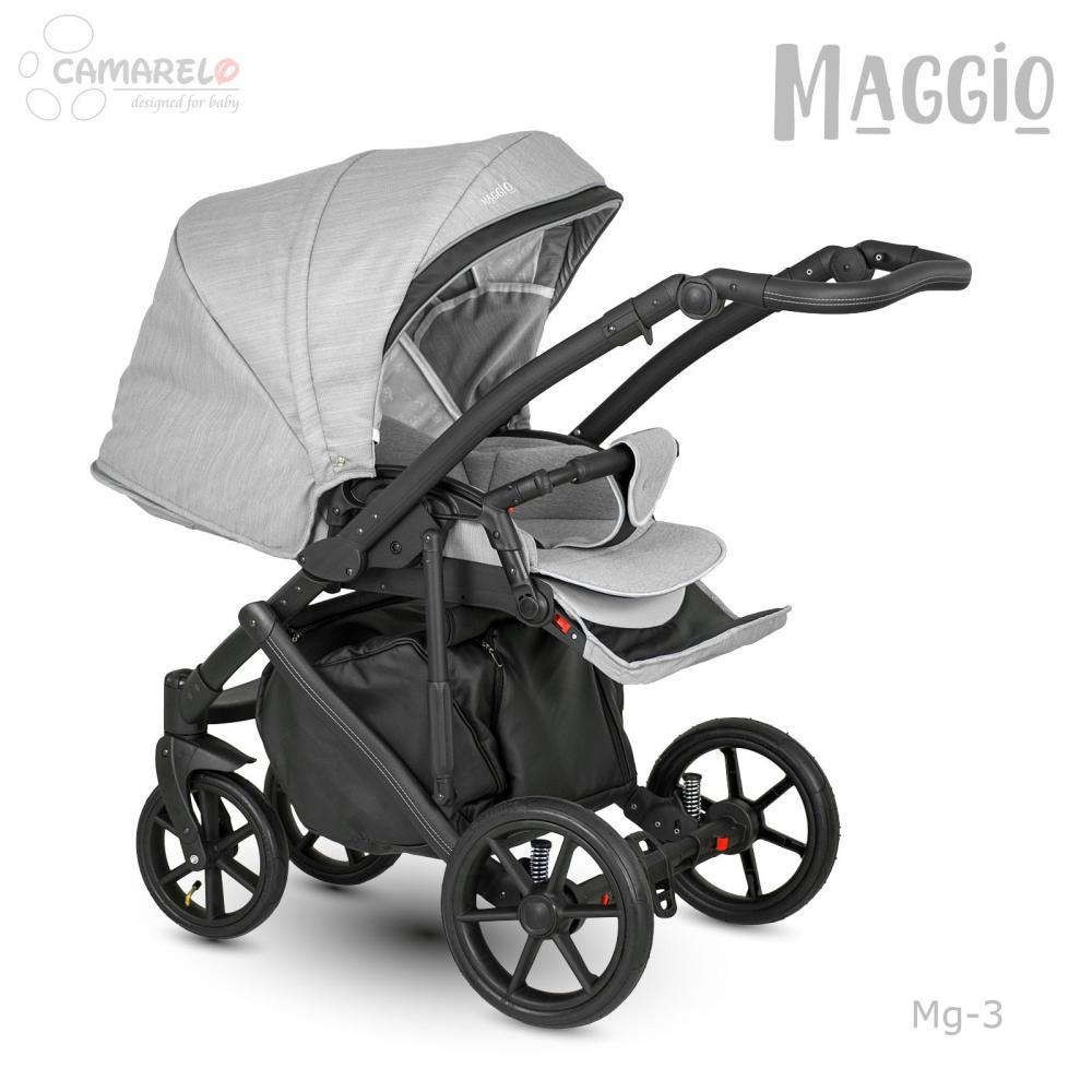 Carucior copii 3 in 1 Maggio Camarelo color 3 - 1