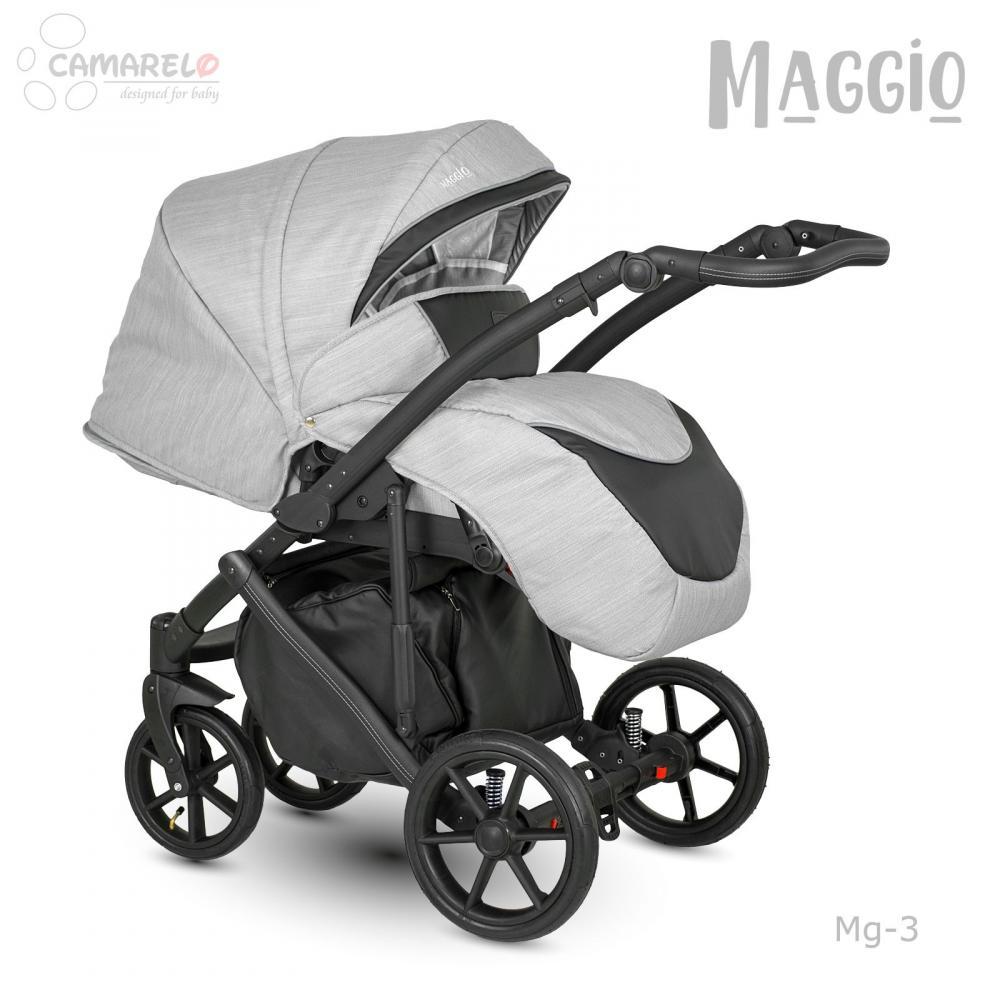 Carucior copii 3 in 1 Maggio Camarelo color 3 - 2