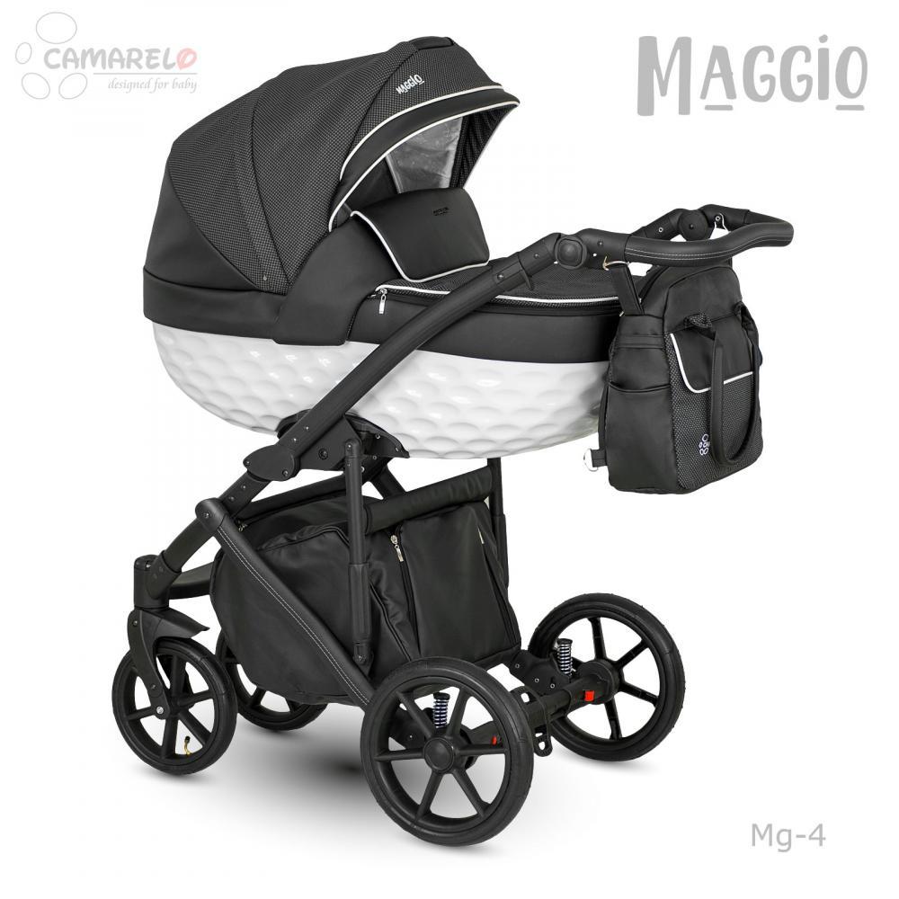 Carucior copii 3 in 1 Maggio Camarelo color 4