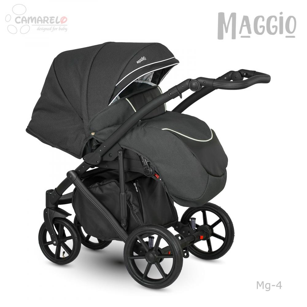 Carucior copii 3 in 1 Maggio Camarelo color 4 imagine