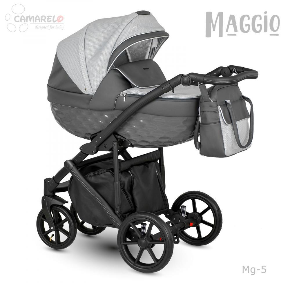 CAMARELO Carucior copii 3 in 1 Maggio Camarelo color 5