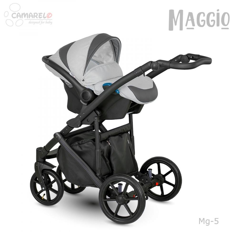 Carucior copii 3 in 1 Maggio Camarelo color 5