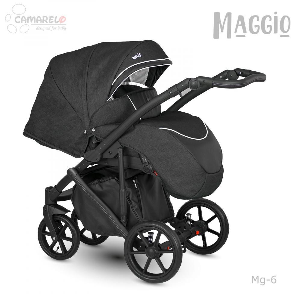 Carucior copii 3 in 1 Maggio Camarelo color 6