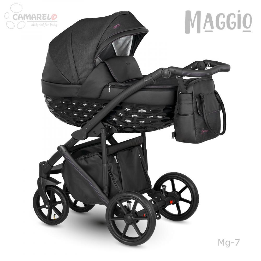 CAMARELO Carucior copii 3 in 1 Maggio Camarelo color 7