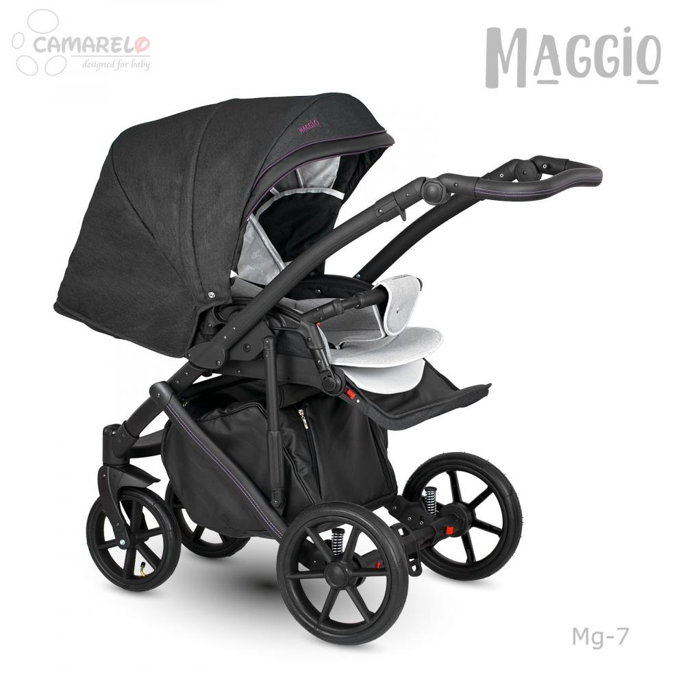 Carucior copii 3 in 1 Maggio Camarelo color 7