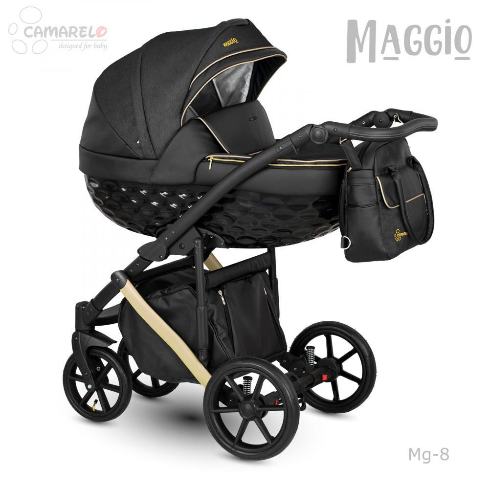 Carucior copii 3 in 1 Maggio Camarelo color 8