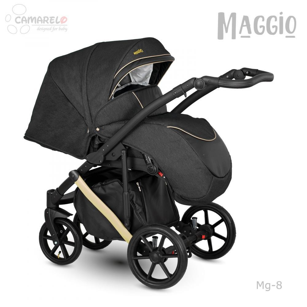 Carucior copii 3 in 1 Maggio Camarelo color 8 imagine