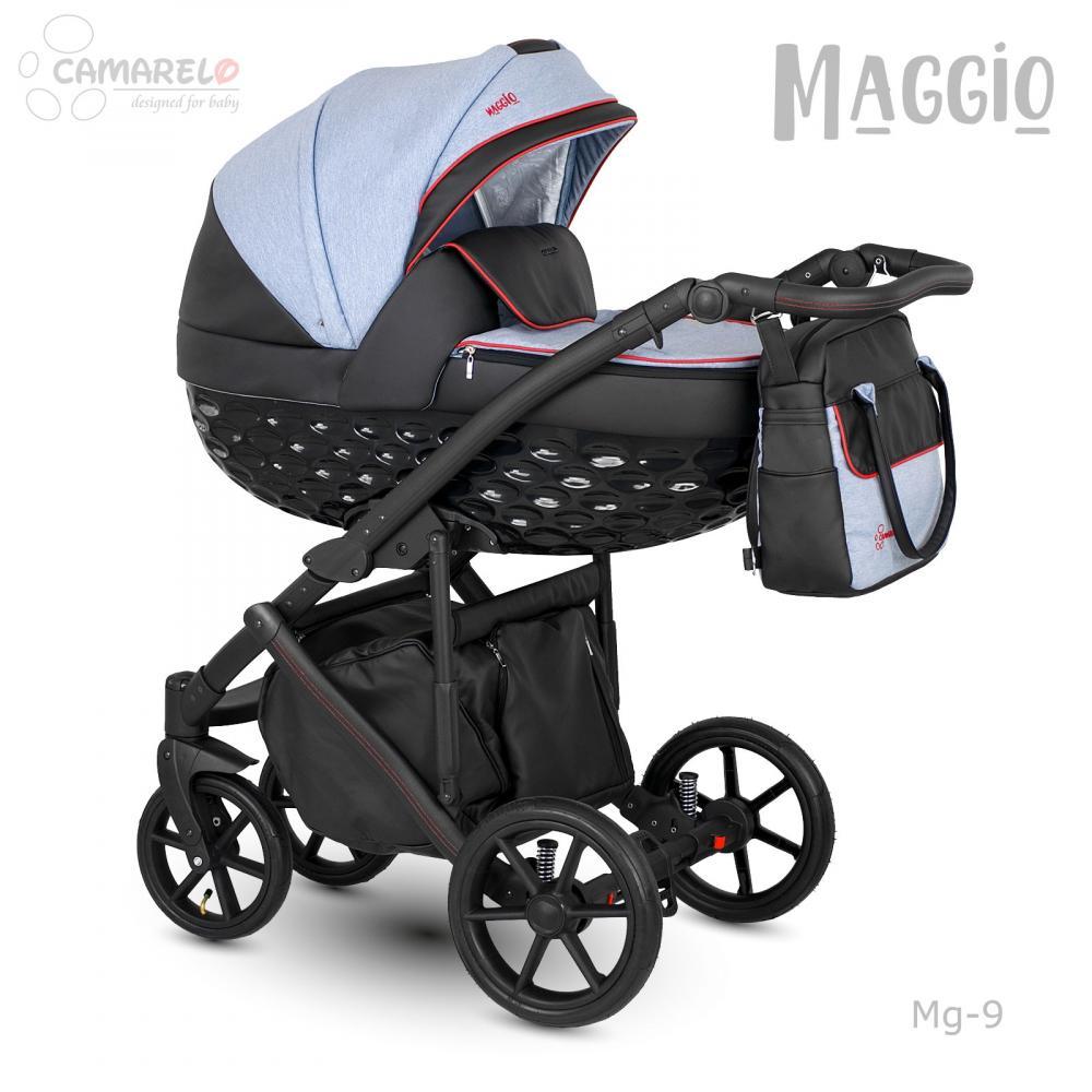 CAMARELO Carucior copii 3 in 1 Maggio Camarelo color 9