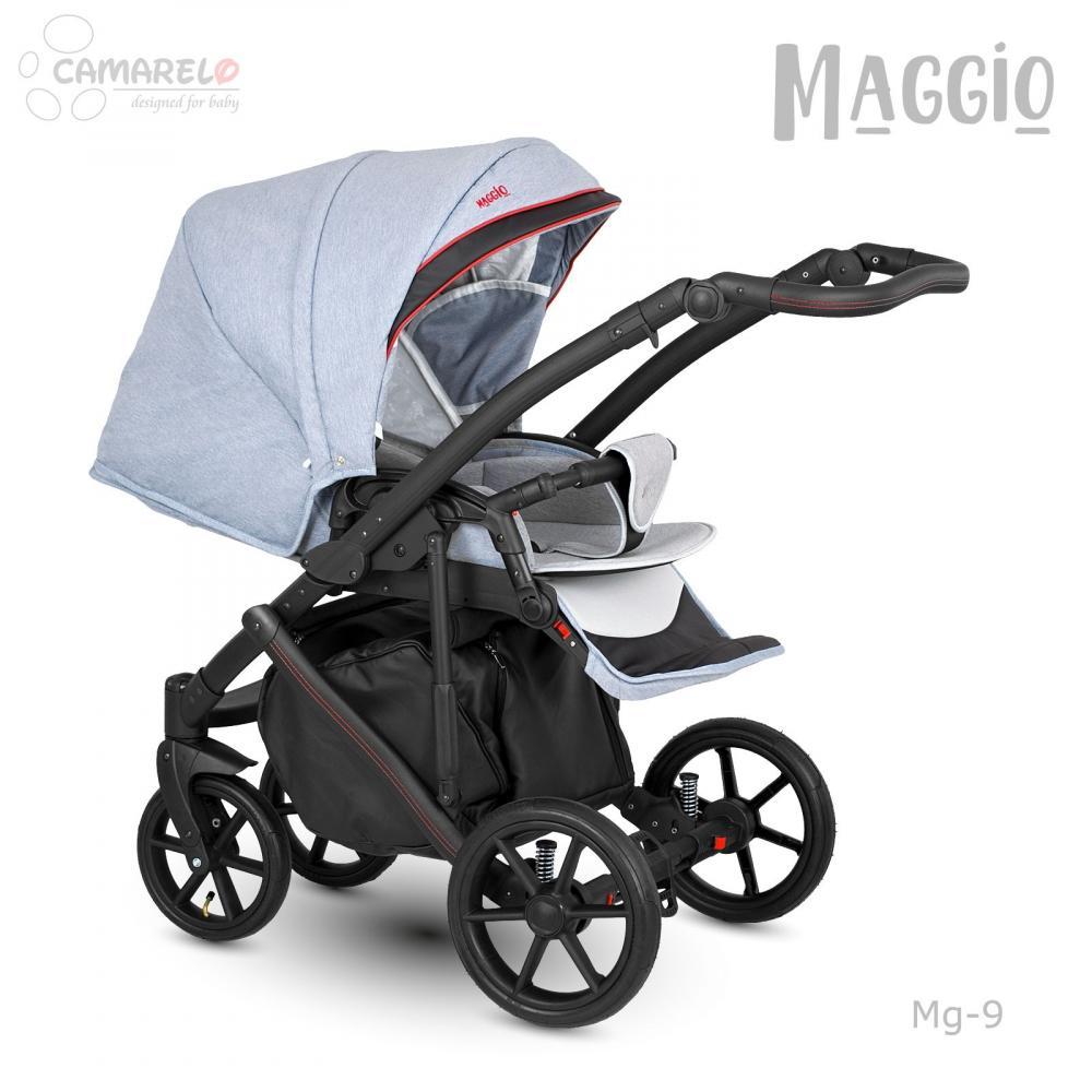 Carucior copii 3 in 1 Maggio Camarelo color 9 imagine
