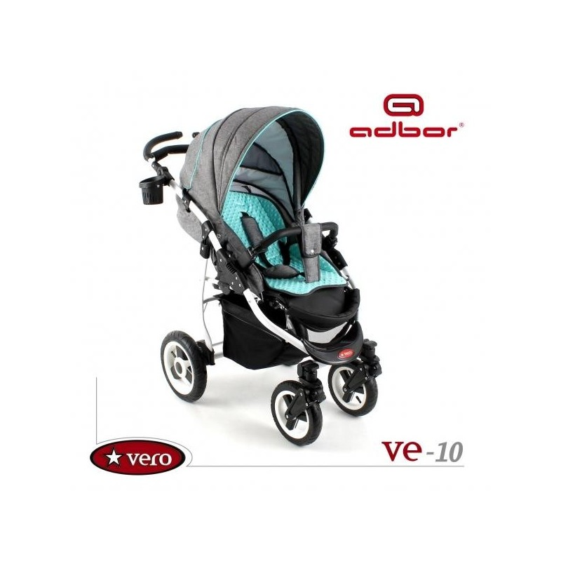 Carucior sport Adbor Vero imagine