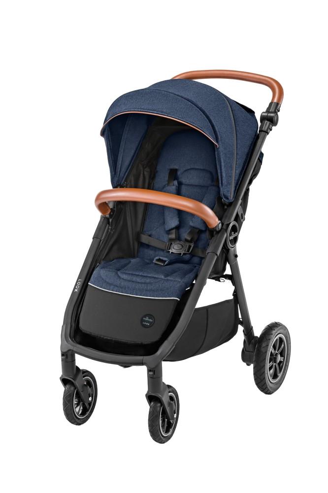 BABY DESIGN Carucior sport Look Air 03 Navy Baby Design