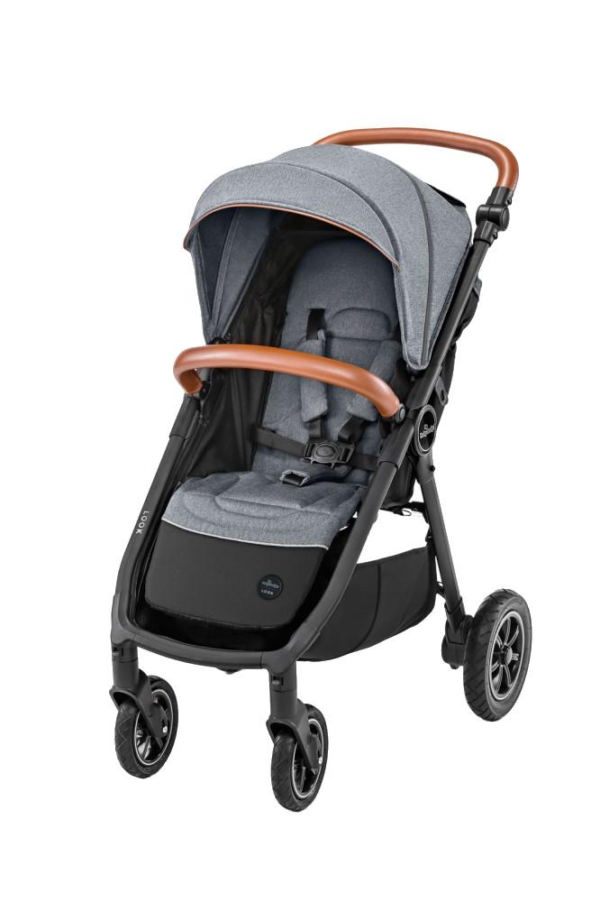 BABY DESIGN Carucior sport Look Air 07 Gray Baby Design