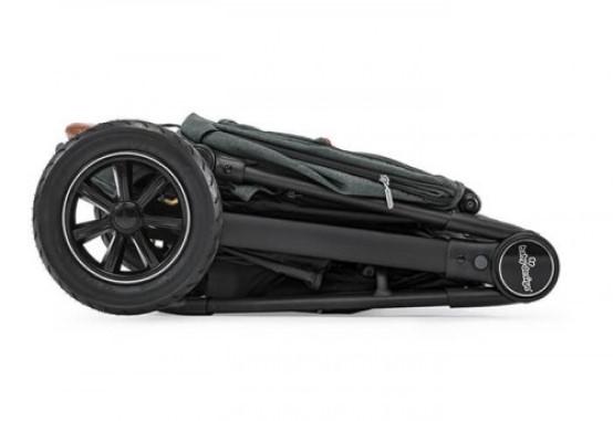 Carucior sport Look Air 17 graphite Baby Design
