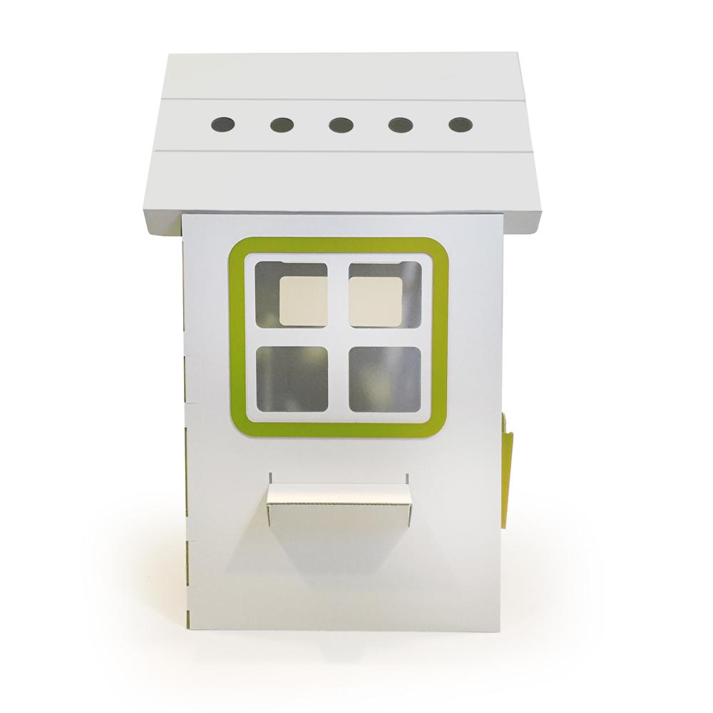 Casuta Din Carton Prima Casa Green