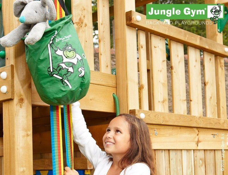Complex de joaca Jungle Gym Chalet-Climb extra imagine