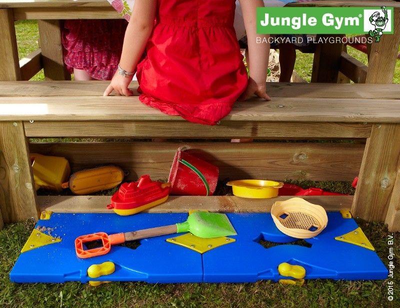 Complex de joaca Jungle Gym Villa Minipicnic