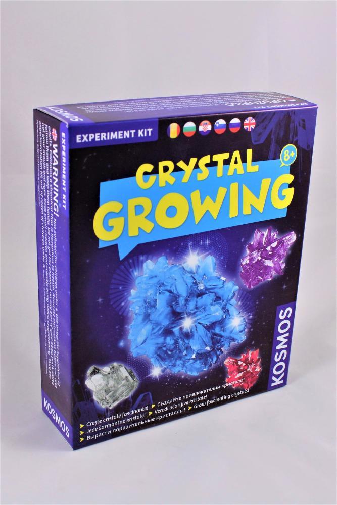 Set experimente cresterea cristalelor