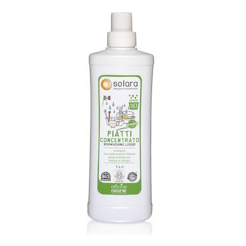 Detergent lichid vase super concentrat fara parfum 1 litru din categoria Alimentatie de la Solara