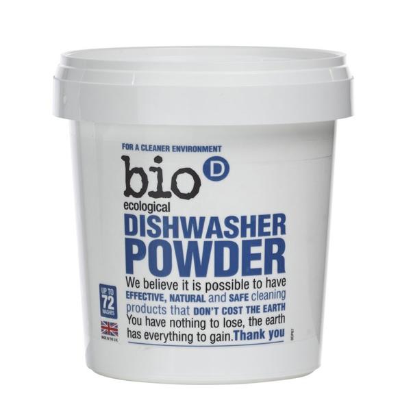 Detergent pudra de vase pentru masina de spalat Bio-D Vegan 720gr