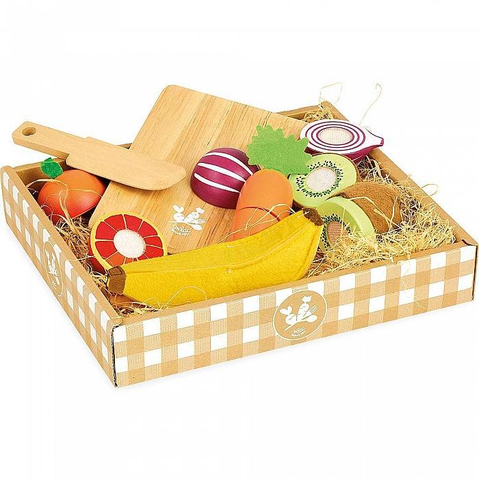 Fructe si legume de taiat