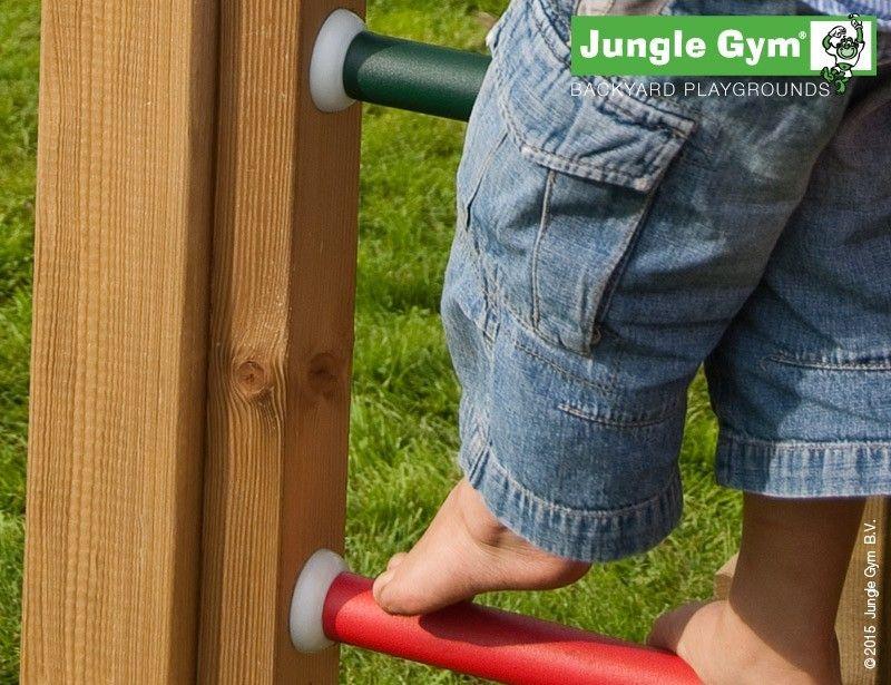 Platforma XL Swing Jungle Gym pentru Playhouse