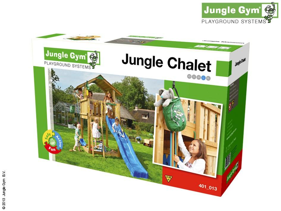 Kit asamblare JG Chalet imagine
