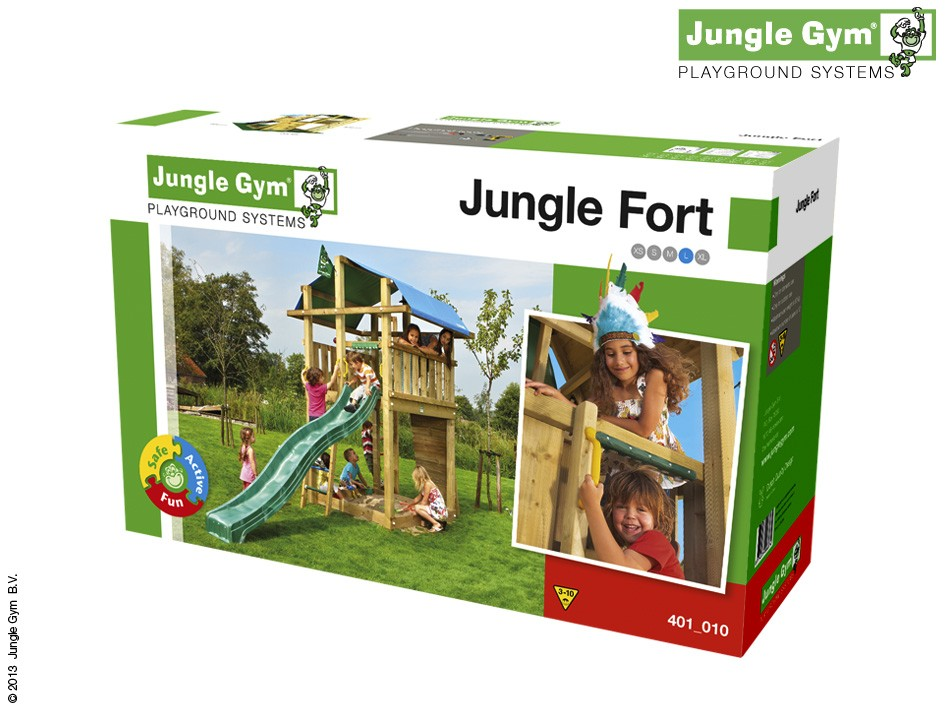 Kit asamblare JG Fort imagine