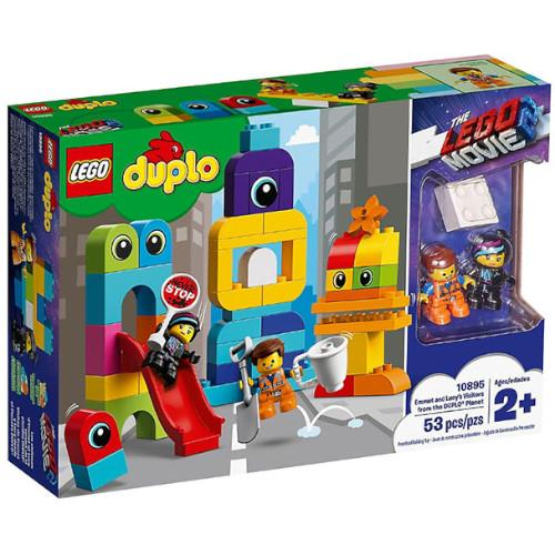 Lego Duplo Vizitatorii de pe Planeta Duplo