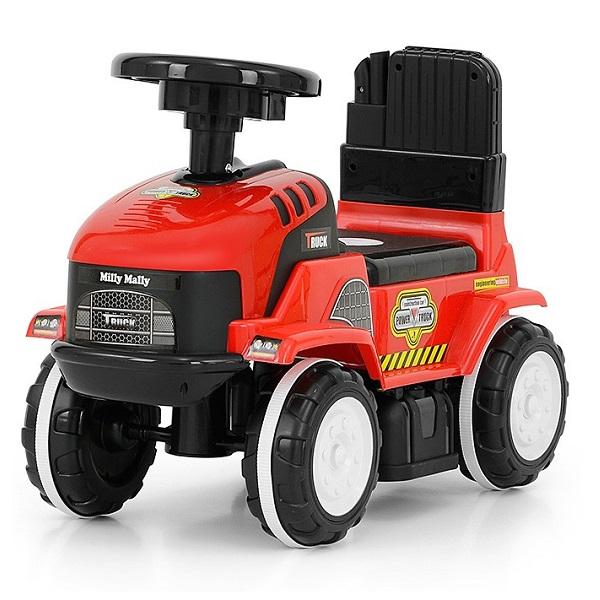 Masinuta Tractoras Ride On Rolly Red
