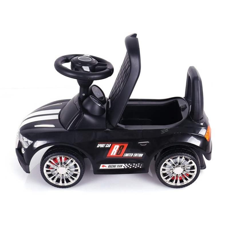 Masinuta Ride-On Racer Black