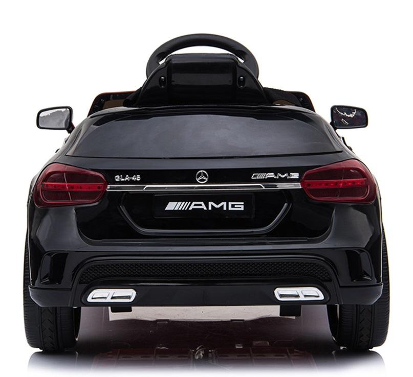 Masinuta electrica pentru copii Mercedes GLA45 AMG Black - 3