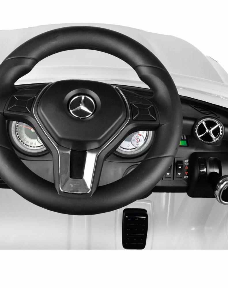 Masinuta electrica pentru copii Mercedes GLA45 AMG Black - 5