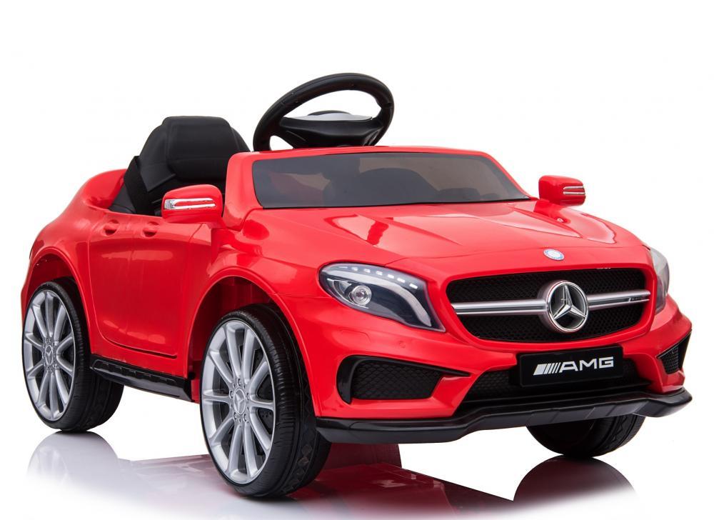 Masinuta electrica pentru copii Mercedes GLA45 AMG Red