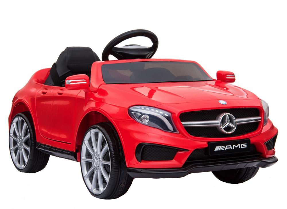 Masinuta electrica pentru copii Mercedes GLA45 AMG Red - 9