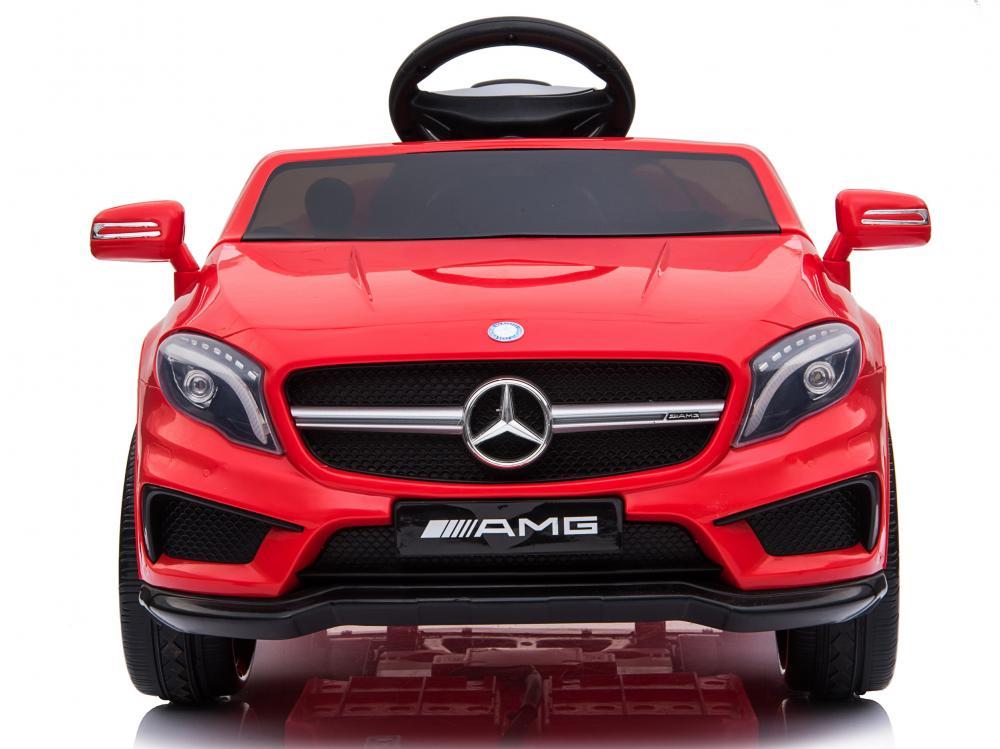 Masinuta electrica pentru copii Mercedes GLA45 AMG Red - 1