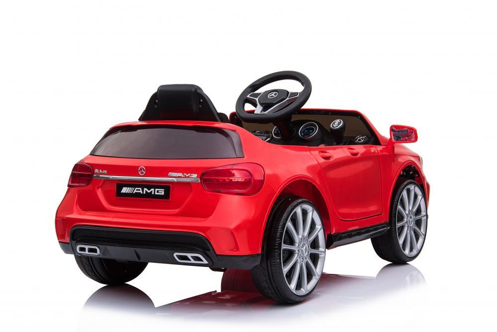 Masinuta electrica pentru copii Mercedes GLA45 AMG Red - 5