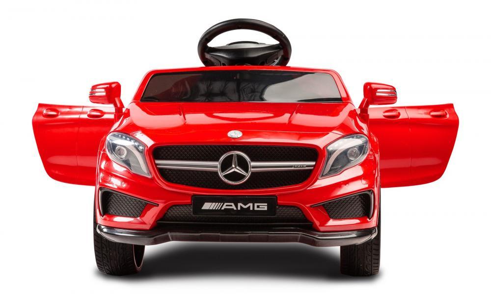 Masinuta electrica pentru copii Mercedes GLA45 AMG Red - 7