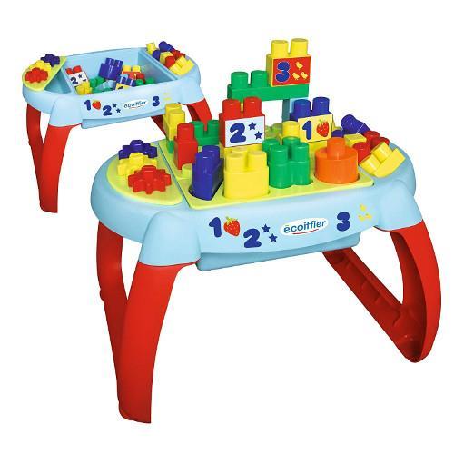 Masuta de Joaca cu 23 Cuburi