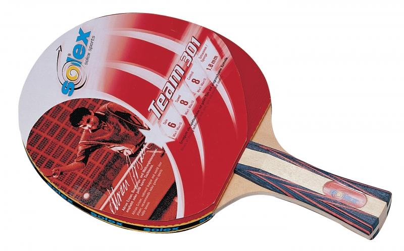 Paleta tenis de masa Team 301