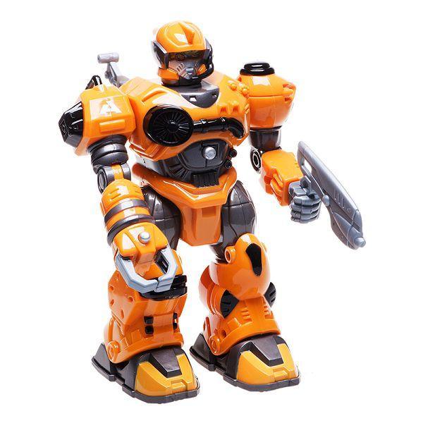 Robotel interactiv M.A.R.S. portocaliu