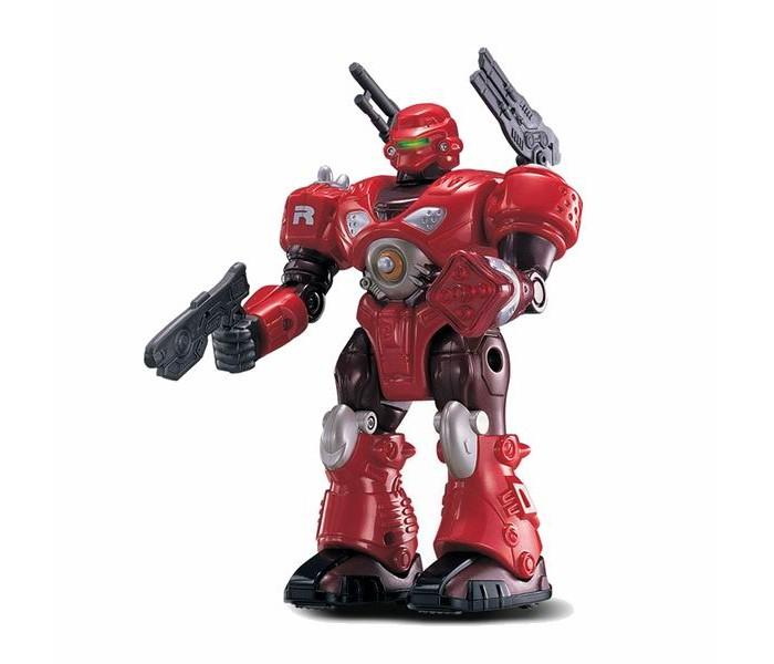 Robotel interactiv M.A.R.S. rosu