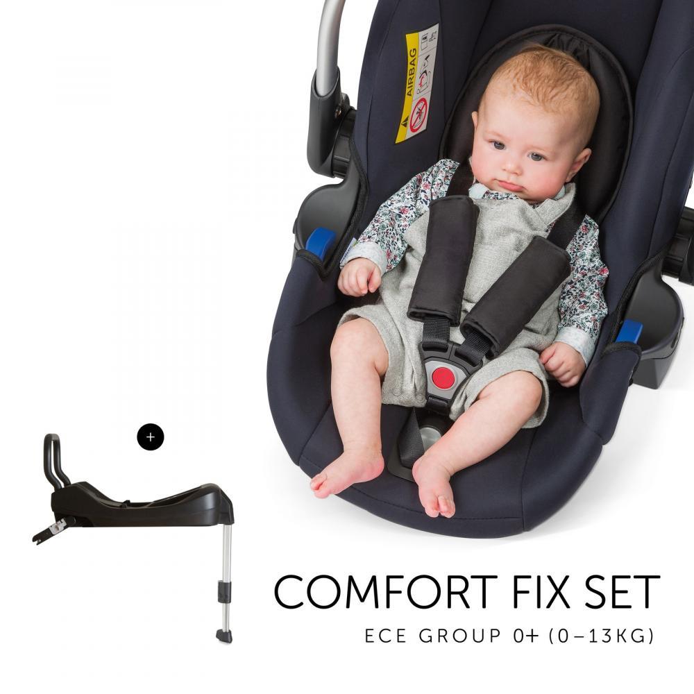 Scaun auto si baza Comfort Fix set