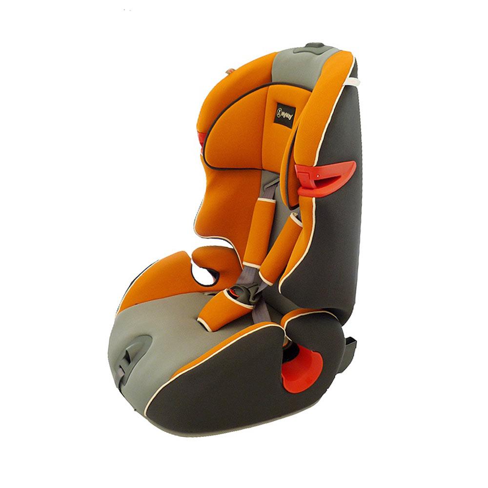 KIWY Scaun auto MyWay orange 9-36 kg