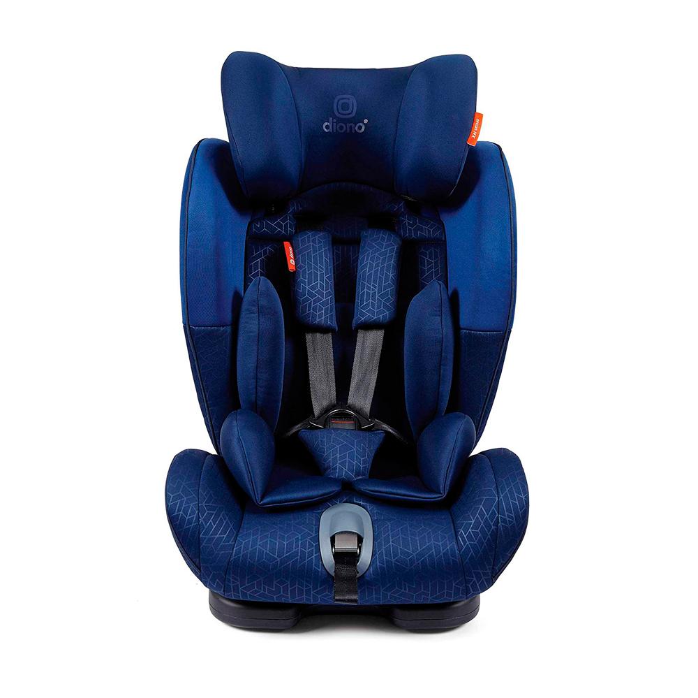 Scaun auto cu Isofix 9-36 Kg Orcas Nxt Fix Blue imagine