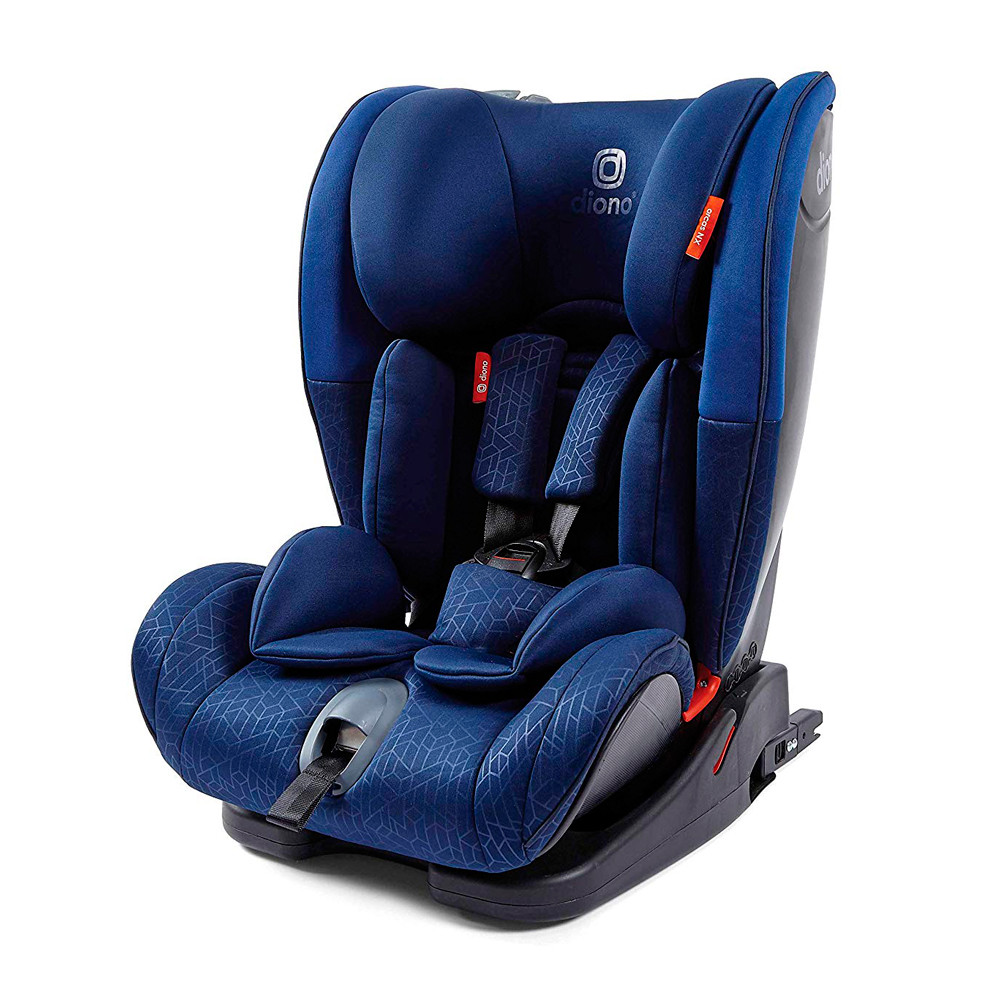 Scaun auto cu Isofix 9-36 Kg Orcas Nxt Fix Blue